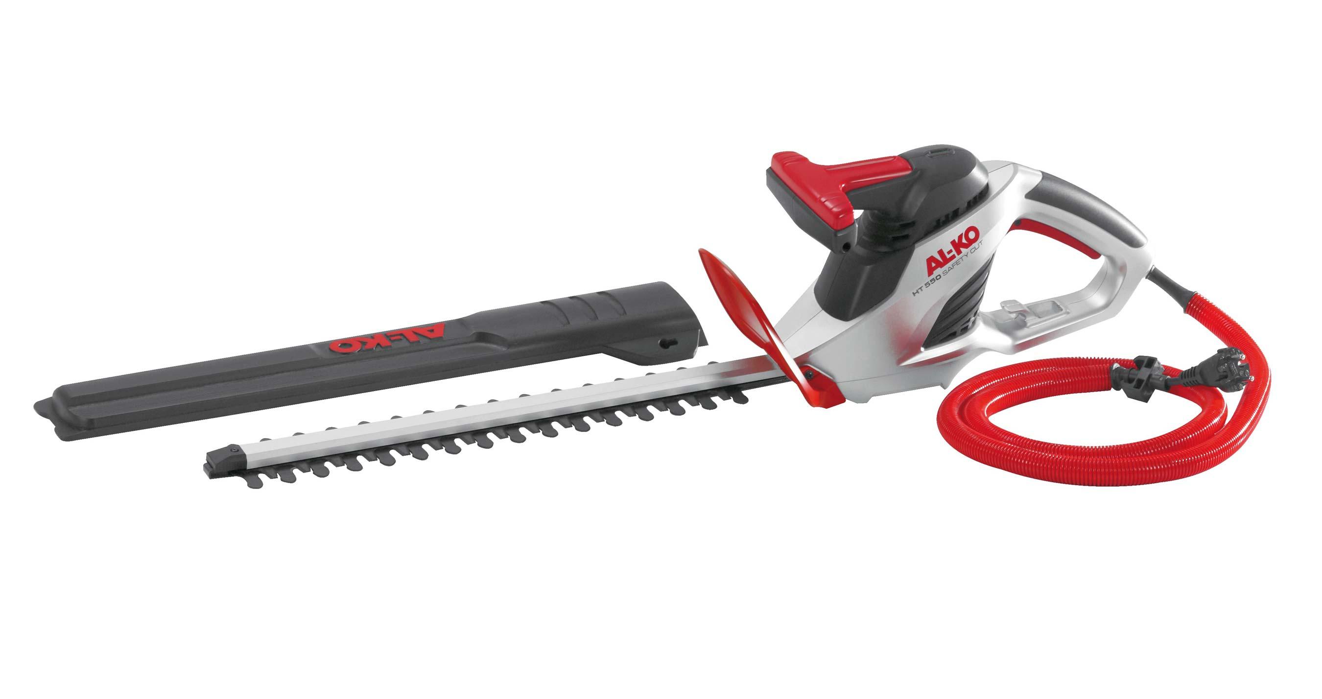 AL-KO Elektro Heckenschere HT 550 Safety Cut 550 W Schnittbreite 52cm Bild 1