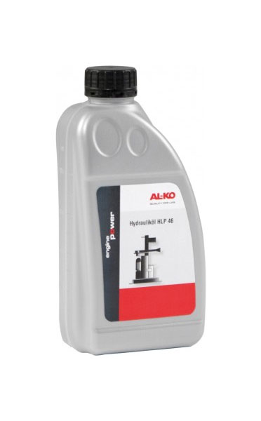 AL-KO Hydrauliköl HLP für Holzspalter 1 Liter Bild 1