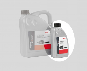 AL-KO Bio-Kettenöl für Kettensägen 1 Liter