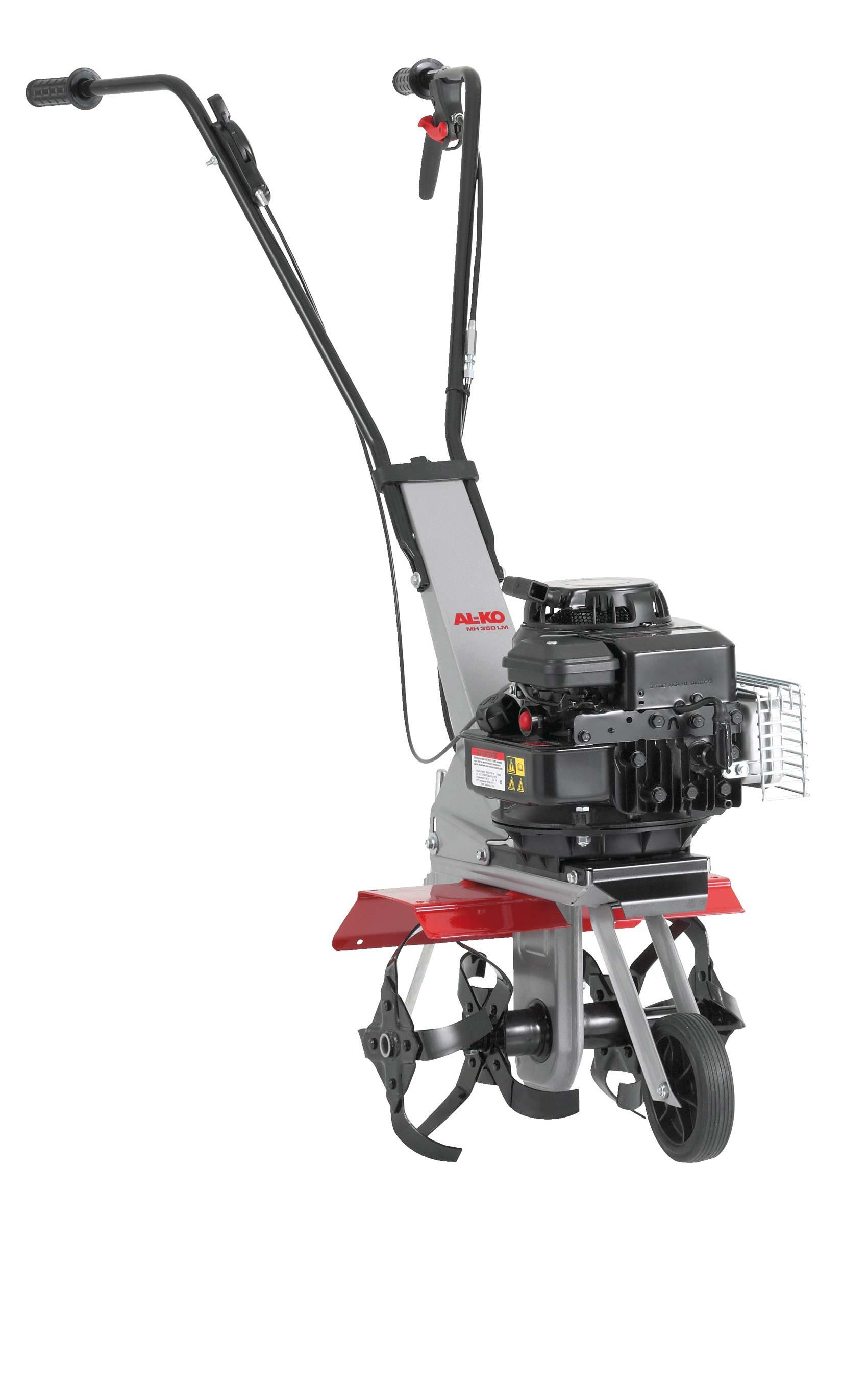 AL-KO Benzin Motorhacke MH 350-4 Arbeitsbreite 35cm Bild 1
