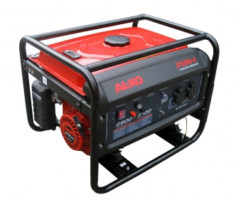 Stromerzeuger / Stromaggregat AL-KO 3500-C 4 2800 / 3100 W Bild 1