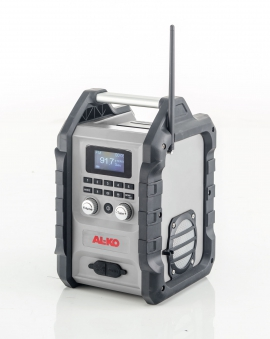 AL-KO Akku LED Radio EasyFlex WR 2000 ohne Akku Bild 1