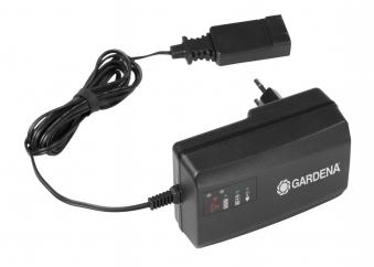GARDENA Schnell-Ladegerät QC18 für 18V System Akku 9839 / 9840 8832-20 Bild 1
