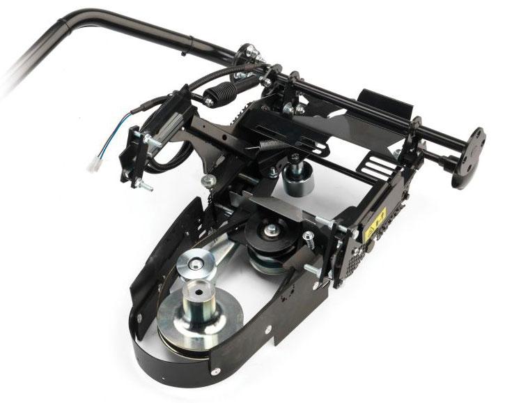 Alpina Hebevorrichtung / PTO Kit für AT8 122 HCB Aufsitzmäher Bild 1