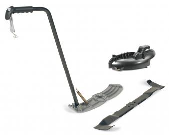 Alpina Mulchkit mit Messer für BT 102 HCB / AT7 102 HCB Aufsitzmäher Bild 1