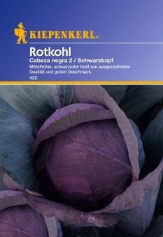 Saatgut Rotkohl Schwarzkopf 2 Bild 1