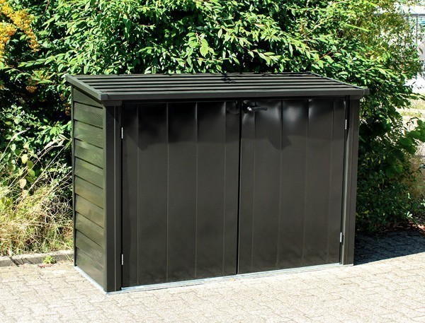 Arrow Gartenbox / Gerätebox Versa Multibox M onyx 183x75x128cm Bild 1