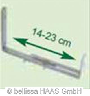 Blumenkastenhalter / Wandhalter verzinkt bellissa bis 30kg Bild 2