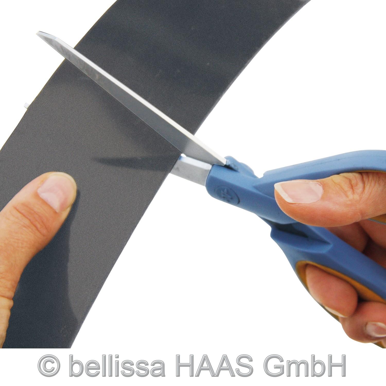 Formkante Kunststoff mit Spezialheringen bellissa L500xH7cm Bild 2