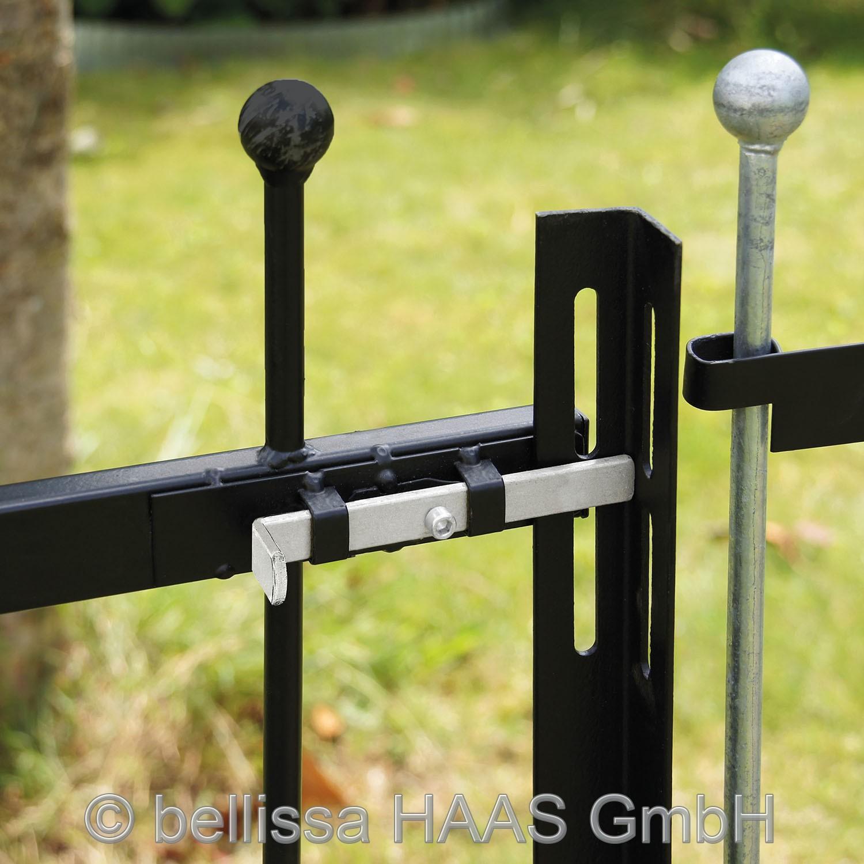Gartentür zu Gartenzaun Flex bellissa 90x97cm bei edingershops