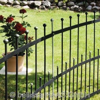 Gartenzaun Element Flex bellissa 114x97cm Bild 2