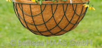 Kokoseinsatz für Hanging Basket bellissa Ø30cm