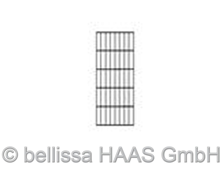 Innengitter für Schallschutz Gabionen bellissa 20x50cm Bild 1