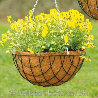 Hanging Basket / Blumenampel ohne Einsatz bellissa Ø30cm