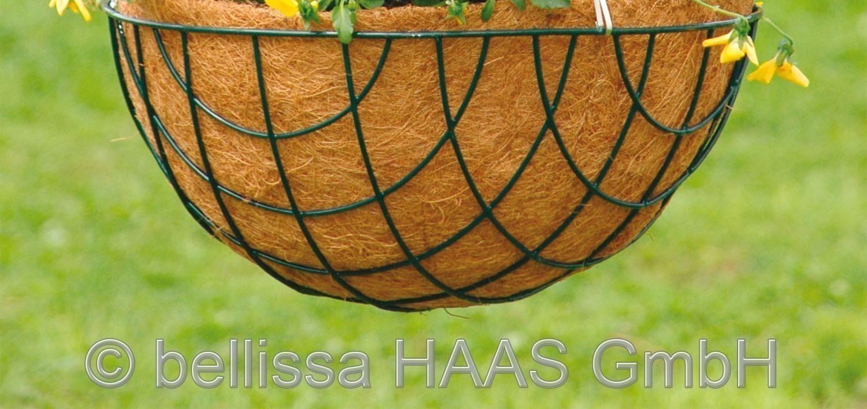 Kokoseinsatz für Hanging Basket bellissa Ø35cm Bild 1
