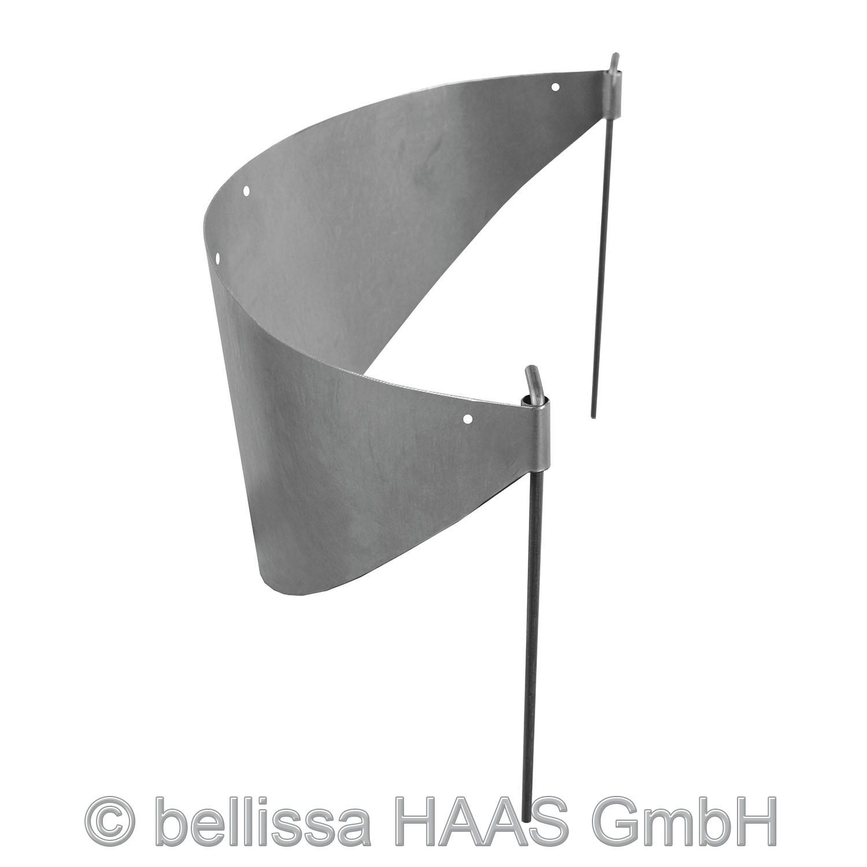 Pflanzschale Hang verzinkt bellissa Ø40cm Höhe 23cm Bild 3
