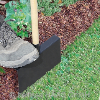 Rasenkantenstecher / Kantenstecher bellissa 24cm