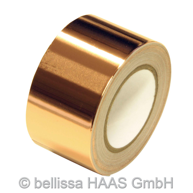 Schneckenband Kupfer selbstklebend bellissa 500x3cm Bild 2