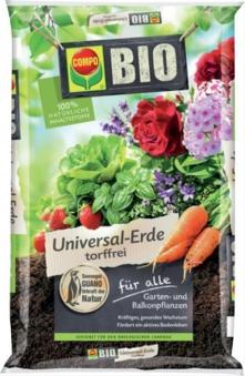 Bio Universal-Erde 40 l torffrei, Compo Bild 1