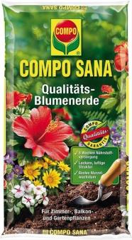 Blumenerde 10 Ltr. Compo-Sana Bild 1