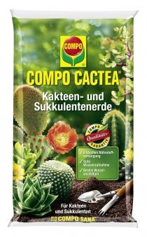 COMPO CACTEA Kakteen- und Sukkulentenerde 5L Bild 1