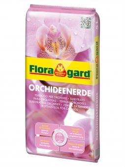 Floragard Orchideenerde 5 Liter Bild 1