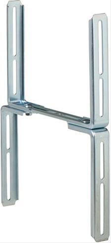 Balkonkastenhalter f. Mauer, verz. Bild 1
