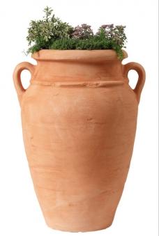 Antik Pflanzamphore terracotta GARANTIA Exclusive-Line Bild 1