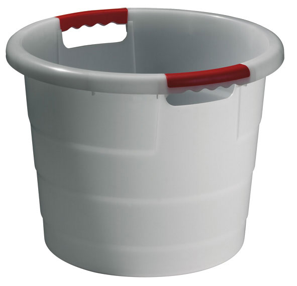 Universal-Rundbehälter Toni 45 Liter natur GARANTIA 785011 Bild 1
