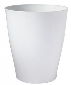 Geli Blumentopf / Orchideentopf Petra 17 cm weiß Bild 1