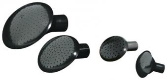 Brause Ersatzbrause für 8 + 10 + 14 Liter Gießkanne schwarz Bild 1