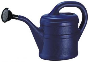 Gießkanne / Blumengießkanne 2 Liter blau Bild 1