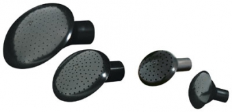 Brause Ersatzbrause für 2 + 3 Liter Gießkanne schwarz