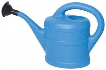 Gießkanne / Blumengießkanne 2 Liter hellblau Bild 1