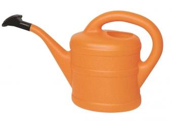 Gießkanne / Gartengießkanne 1 Liter orange Bild 1