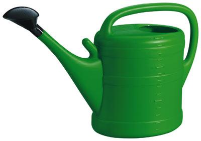 Gießkanne / Gartengießkanne 14 Liter grün Bild 1