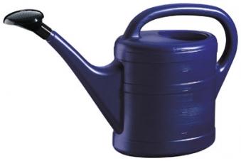 Gießkanne / Gartengießkanne 5 Liter blau Bild 1