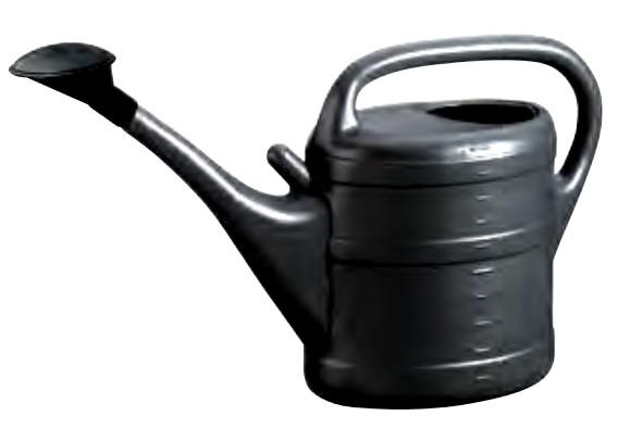 Gießkanne / Gartengießkanne Geli 10 Liter anthrazit Bild 1