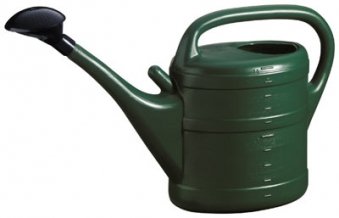 Gießkanne / Gartengießkanne Geli 10 Liter dunkelgrün Bild 1