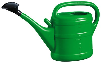 Gießkanne / Gartengießkanne Geli 10 Liter grün Bild 1
