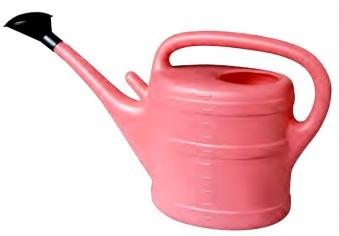 Gießkanne / Gartengießkanne Geli 10 Liter pink Bild 1