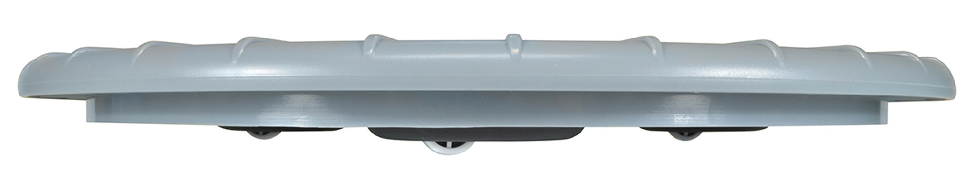 Wagner Pflanzenroller Multi Roller Ultraflat flach Ø30cm silber-alu Bild 2