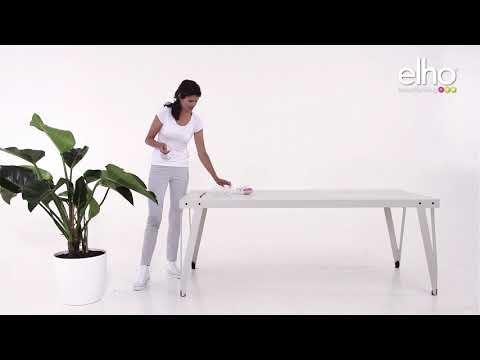 Bewässerungskugel für Pflanzen elho Aqua Care 2er 350ml transparent Video Screenshot 2887