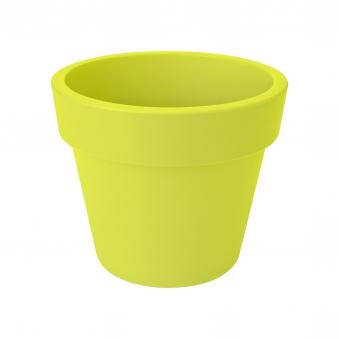 Pflanzgefäß / Pflanztopf Top Planter Green Basic Ø 30cm lime grün Bild 1
