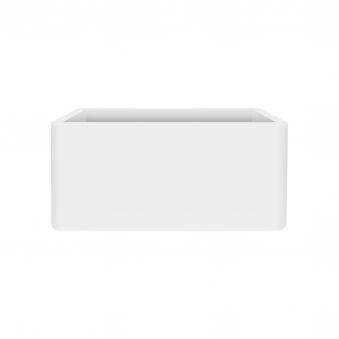 Pflanzkasten elho Pure Soft Brick Long 80x39x39cm weiß Bild 1