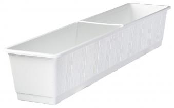 blumenkasten standard 80 cm wei bei. Black Bedroom Furniture Sets. Home Design Ideas