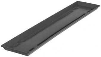 blumenkasten untersetzer standard 80 cm anthrazit bei. Black Bedroom Furniture Sets. Home Design Ideas