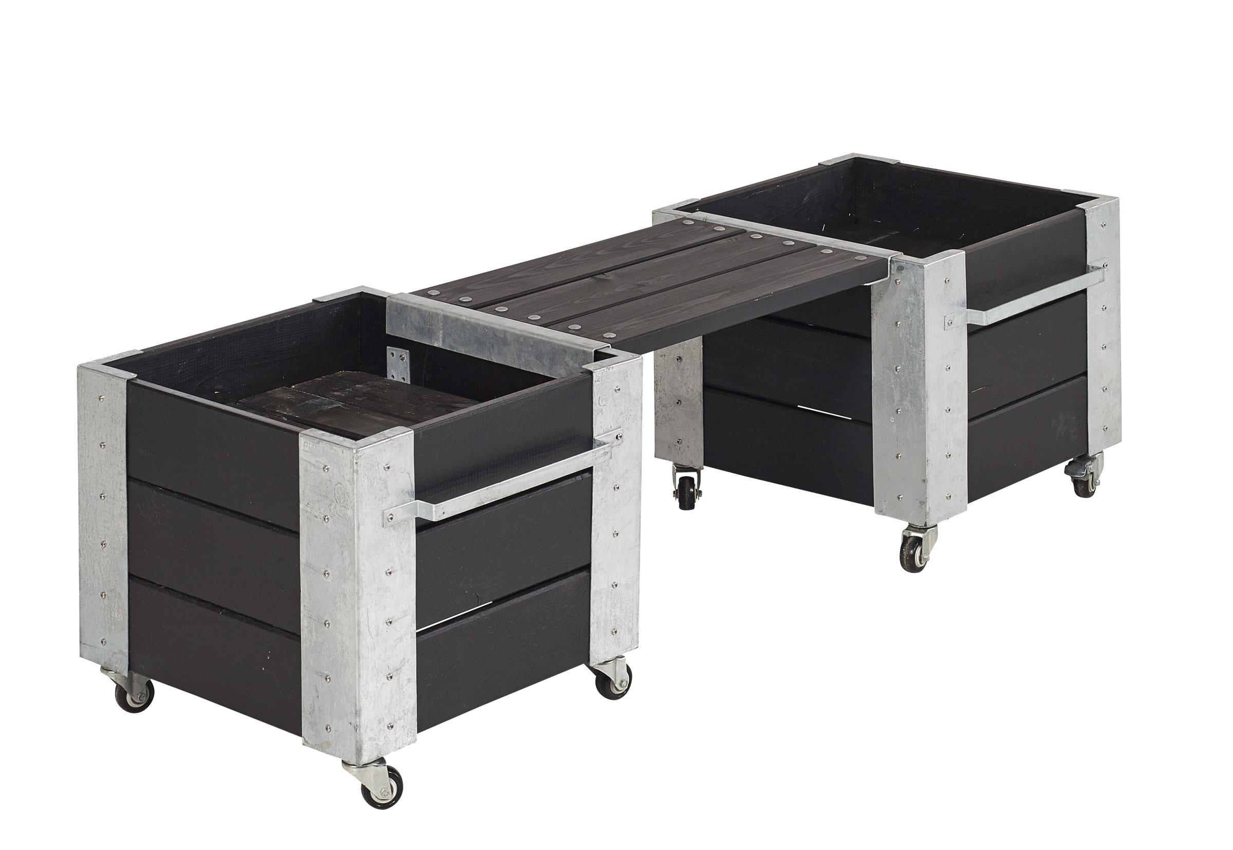 gartenbank mit stoff bekleben m bel und heimat design inspiration. Black Bedroom Furniture Sets. Home Design Ideas