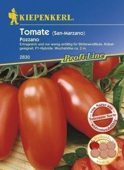 Kiepenkerl Saatgut Tomate Pozzano Bild 1