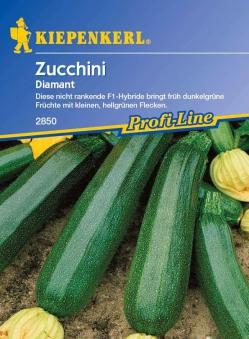 Saatgut Zucchini Diamant  Bild 1